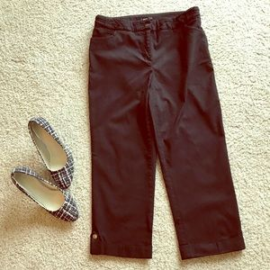 Style & Co Stretch Capris